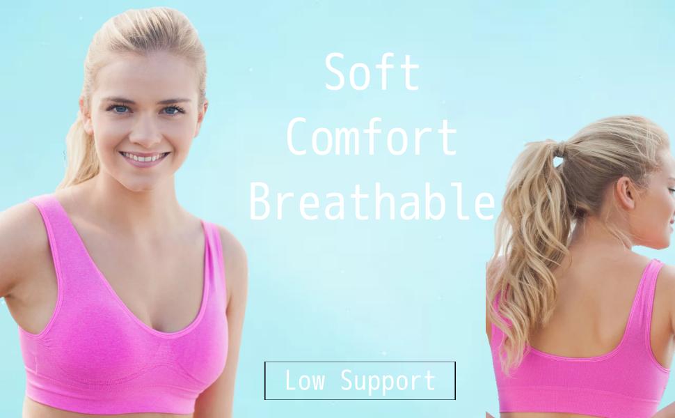 Sleep sports bra