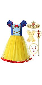 princess Snow White costume