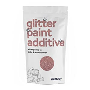 glitter additive for paint