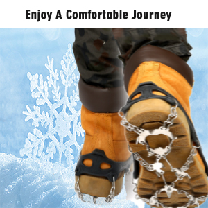 ice traction cleats