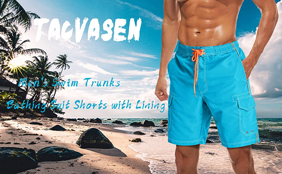 swimming surfing boating beachwear running jogging cycling workout daily wear shorts swim trunks