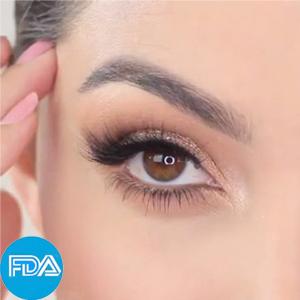 Magnetic Eyeliner Kit,Magnetic Eyeliner and Magnetic Eyelash Kit,Magic Eyeliner Reusable False