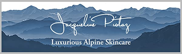 Luxurious Alpine Skincare