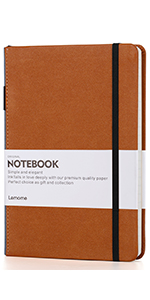 Dotted Bullet Grid Notebook