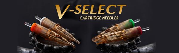 ez tattoo cartridge needles v system
