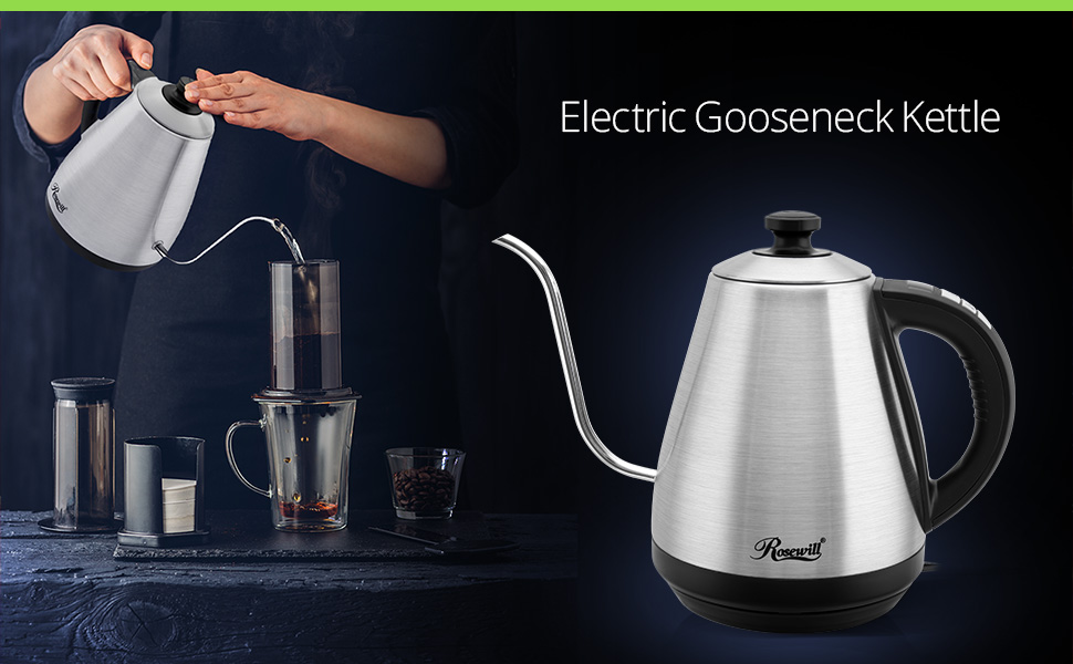 Rosewill Electric Gooseneck Kettle