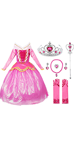 Princess Costume Dress