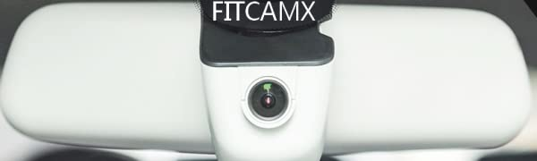 FITCAMX Dash Camera for Car 2016-2020 Lexus RX Model B Hidden Car Driving Recorder with WiFi Front Lens 1080P FHD 170/° Wide Angle G-Sensor Parking Monitor Loop Recording Night Vision APP Android, IOS