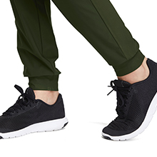 thin joggers for women