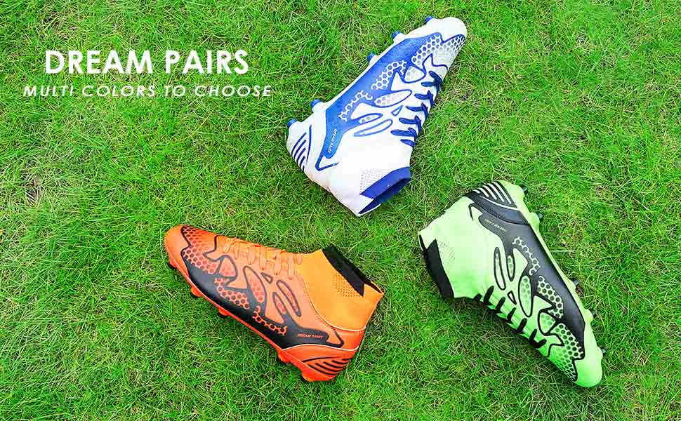 dream pairs men outdoor soccer shoe