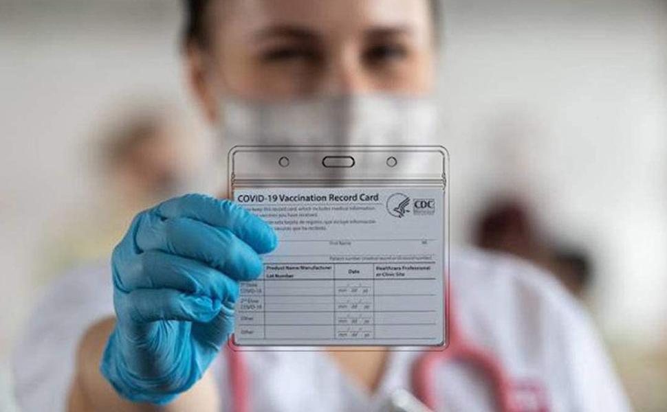 CDC Immunization Badge