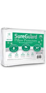 pillow protectors waterproof