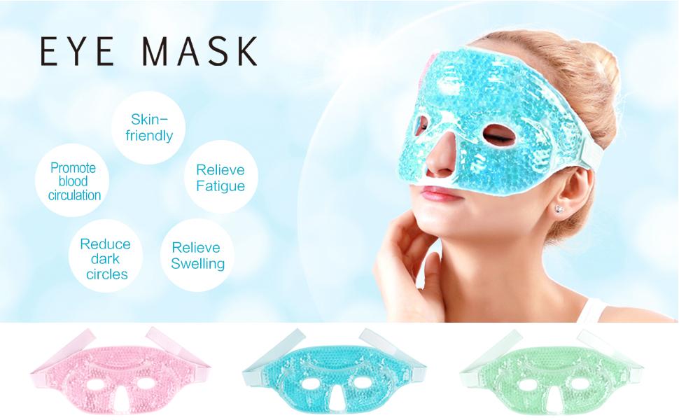 eye cooling mask
