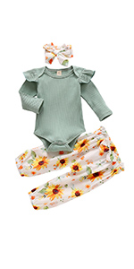 summer toddler girl outfits 2pcs