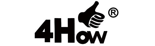 4How Logo