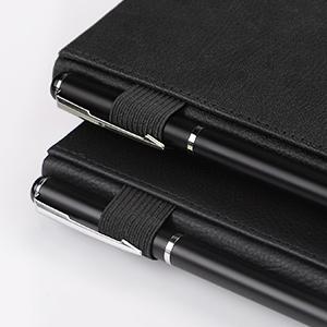 pen holder notebook a6