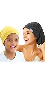 Kids and Mom Caps