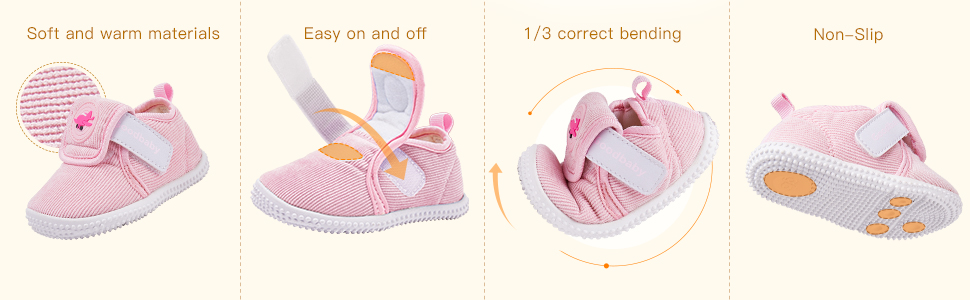 baby boy girl shoes sneaker 6 9 12 18 24 months