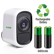 6400mAh Rechargeable Battery