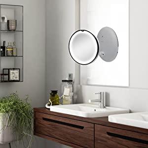 fancii suction magnifying mirror 7x
