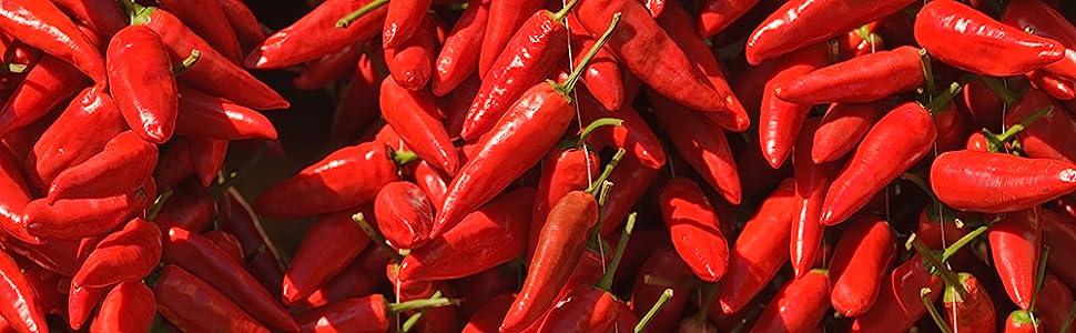 sanniti, calabrian hot pepper, hot pepper, chili pepper, calabrian hot crushed peppers, hot spread