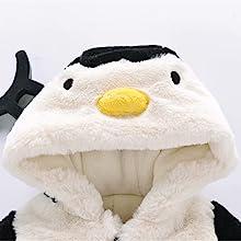 企鹅帽子图