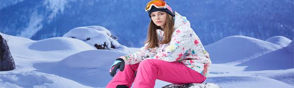 1797 ski jacket women
