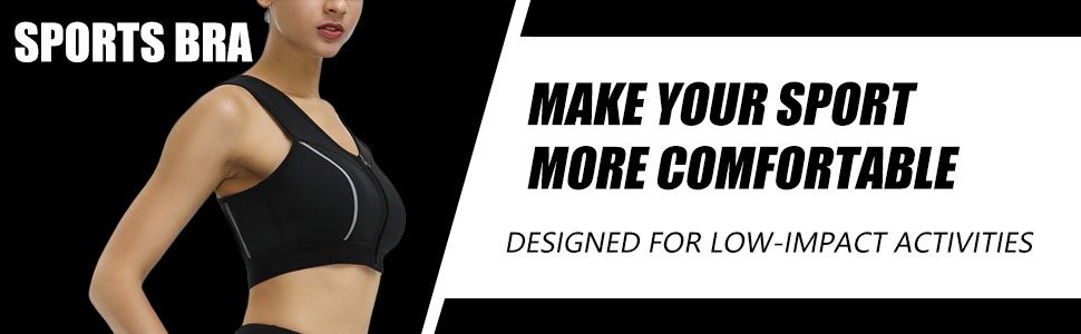 Make your sport more comfortable