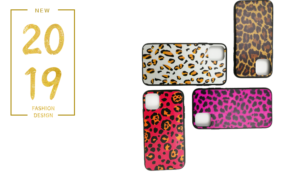 Leopard Print iPhone 11 case 2