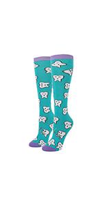 teeth socks