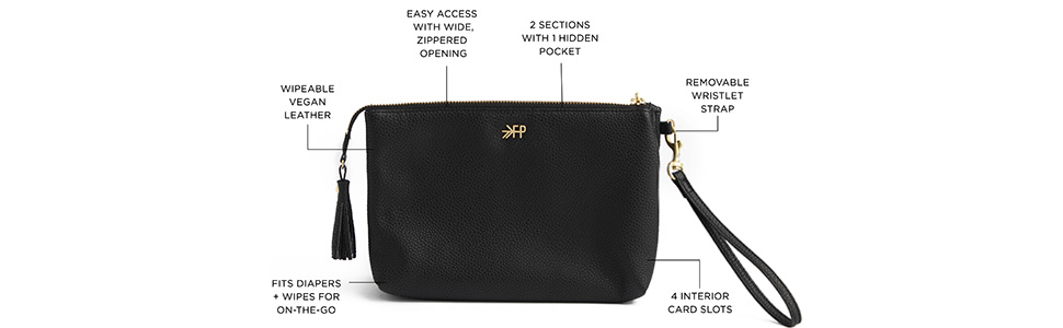 Zip Pouch Features