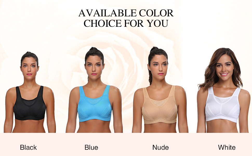 available color choice black blue nude white
