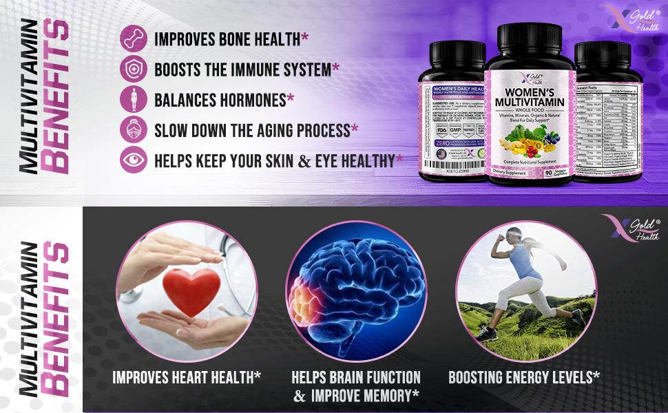 vitamins for women 50 plus