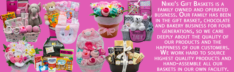 Nikki's Gift Baskets