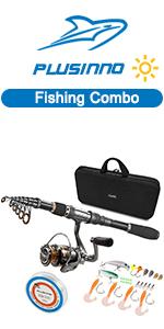fishing rod combos
