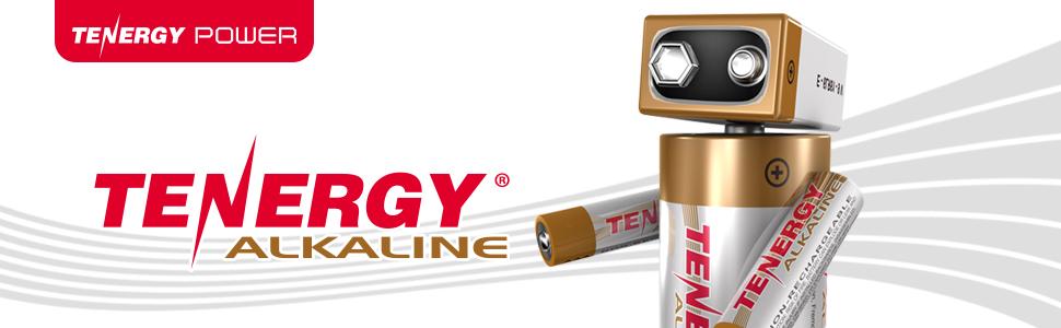 Tenergy Alkaline