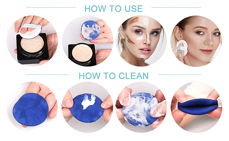 clean use makeup