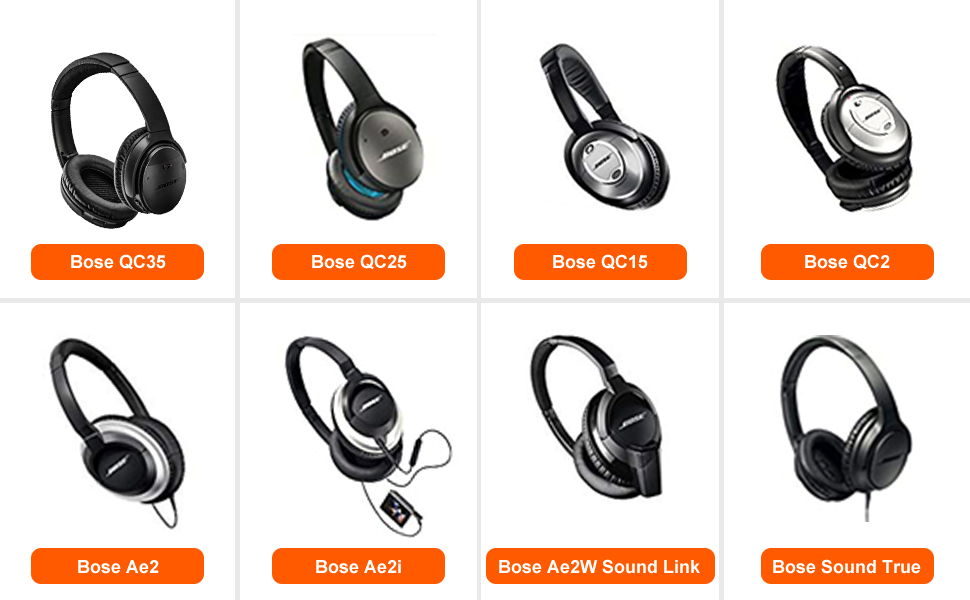 bose qc35 replacement earpads
