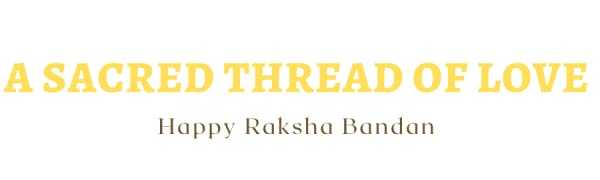 Rakhi 2020 Banner