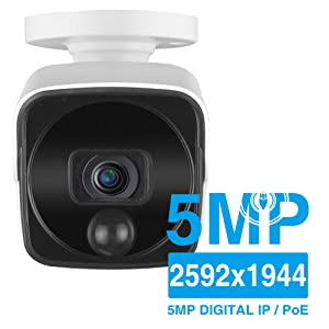 5MP Ultra HD images and video