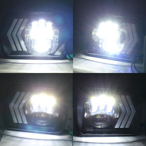 7x6 headlights