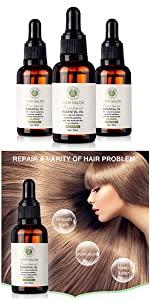 3PCS Hair Salon Essential Oil
