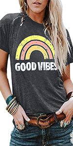 good vibes t shirt