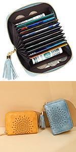 APHISON RFIDcredit card holder Wallets