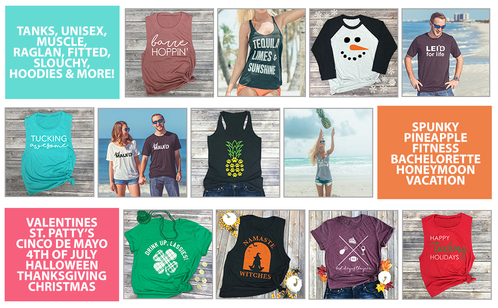 spunky pineapple premium funny graphic design thanksgiving wine fall fashion tshirt tank top outfits