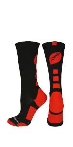 Mens Boys Football Socks