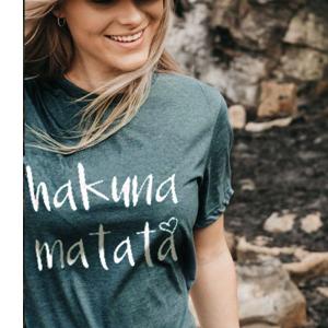 Hakuna Matata T Shirts