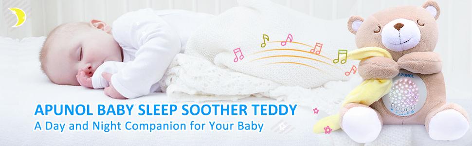 APUNOL BAAY SLEEP SOOTHER TEDDY