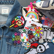 Great Selection of Patches