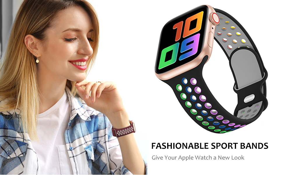 yaxin apple watch bands